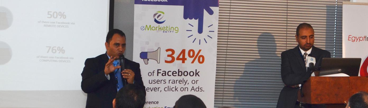 Facebook in Egypt E-Marketing Insights, 2014